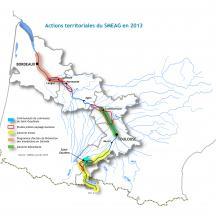 Actions territoriales du Sméag